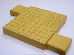 2-Sun Kaya Board (with Piece Stands)