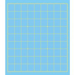 Nekomado Shogi Board (Light blue)