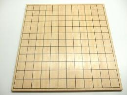 No-joint Foldable Chu-shogi Board